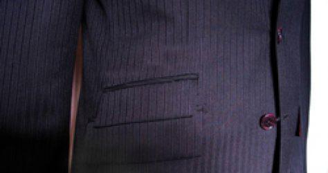 チェンジポケットを少し変形
